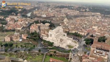 Sequestrati dalla Finanza a Roma i bar e ristoranti Katanè controllati dalla camorra