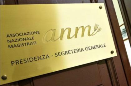 """Luca Poniz (Anm): """"A troppi magistrati interessa più la carriera che il lavoro"""""""