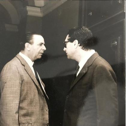 In ricordo del nostro fondatore Franco de Gennaro (mio padre)