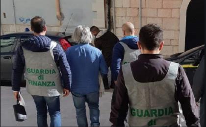 Truffe: 4 mln litri gasolio, 13 arresti operati dalla Guardia di Finanza di Taranto