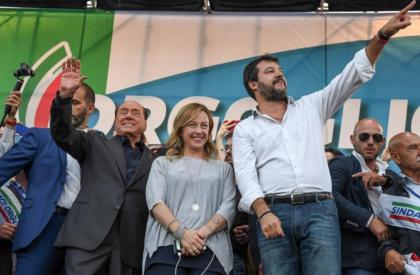 Raggiunto accordo Salvini-Meloni-Berlusconi, per le Elezioni Regionali 2020