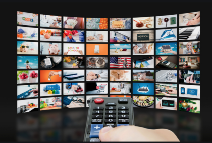 Boom della tv in streaming  su Internet