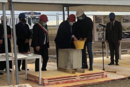 """Conte, Emiliano e l' ospedale S.Cataldo: una """"prima pietra"""" bis. Ma il cantiere non parte"""