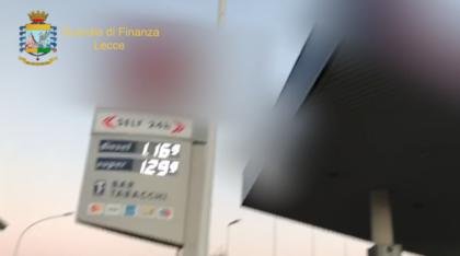 Blitz della Finanza nel Salento contro il contrabbando di gasolio