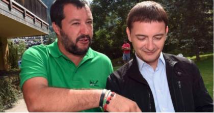 ED ADESSO CHI CHIEDERA' SCUSA A LUCA MORISI E MATTEO SALVINI ?